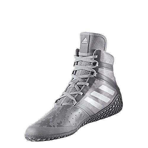 Adidas Invloed Worstelen Schoen - Heren Grijs Camodruk