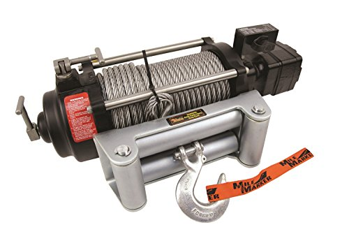 Mile Marker 75-50050C HI Series 10,500 lb Capacity Hydraulic Winch, 1 ()