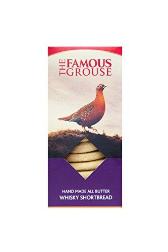 Reids The Famous Grouse Whisky Shortbread, 5.3 Ounce ()