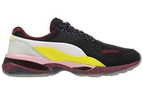 Puma Alexander Mcqueen Tech Coureur Lo Mens Sneakers Noir