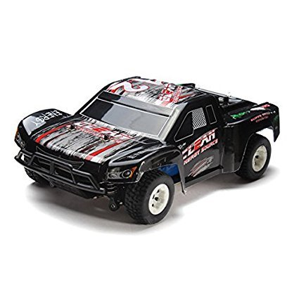 Wltoys A232 1/24 2.4G 4WD Brushed RC Short Course RTR