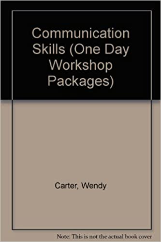 Communication Skills (One Day Workshop Packages): 9780749414672 ...