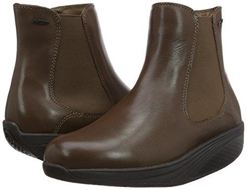 Mbt Marrón Wood Altas W Para Arusi Mujer Zapatillas dark 6s rxwR6rpqH0