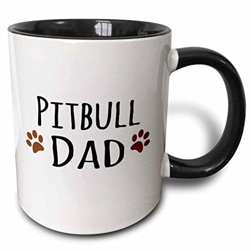 3dRose Pitbull Doggie Breed Prints