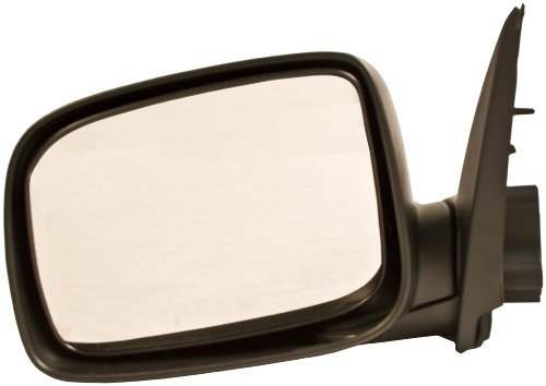 OE Replacement Chevrolet Colorado/GMC Canyon Driver Side Mirror Outside Rear View (Partslink Number GM1320286)