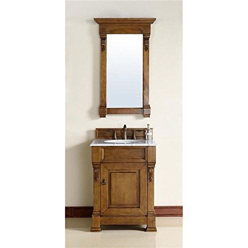 James Martin Furniture 147-114-V26-COK-4GLB Brookfield Collection 26