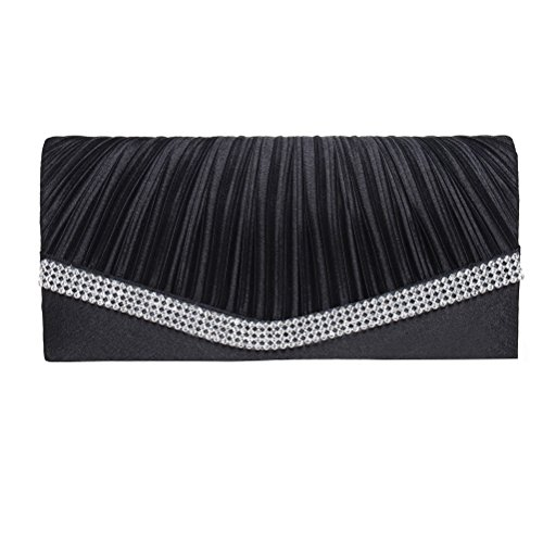 Fashion Evening Rhinestones Envelope Handbags product image