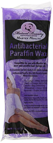 Bilt-Rite Mastex Health Professional Anti-Bacterial Wax Refill, Lavender, 16 Ounce