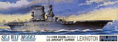 Fujimi 1/700 U.S. Aircraft Carrier Lexington