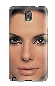 High Quality Roderick T Pruitt 0242 Celebrity Sandra Bullock Skin YY-ONE Specially Designed For Galaxy - Note 3