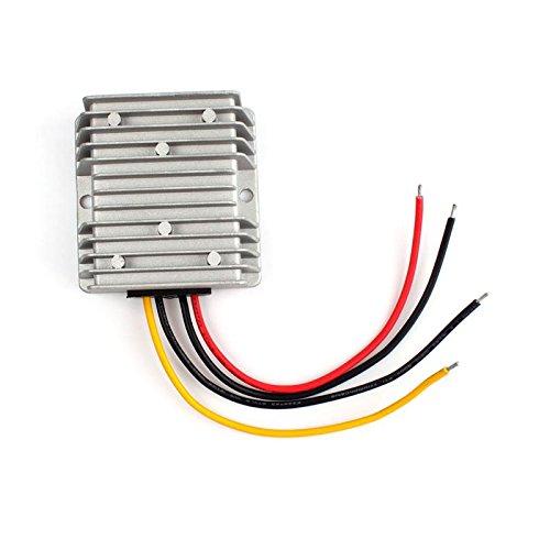 Golf Cart Voltage Reducer Converter 120W/10A 48V to 12V