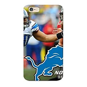 Inthebeauty AmPaMX-499-MPSDY Case For Iphone 6 With Nice The Ultimate Detroit Lions Appearance