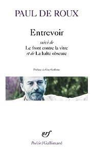 "Afficher ""Entrevoir"""