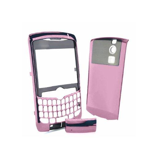 Lens 8320 (BisLinks® Pink Housing Case Cover Lens For Blackberry Curve 8310 8300 8320 + Free Tools UK)