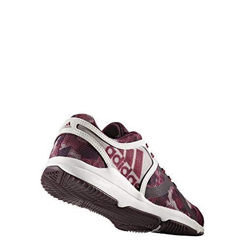 Chaussures Adidas Femme Cf W 000 plamet Crazytrain De Rouge rubmis rojnoc Fitness 7wgfqw