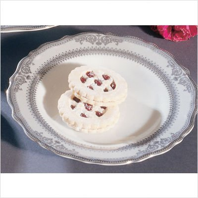 Ten Strawberry Street Van (10 Strawberry Street Vanessa Butter Plate (Set of 6))
