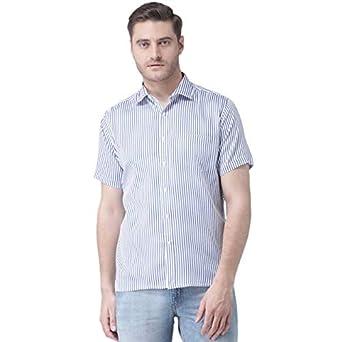 Zeal Men's Classic Fit Casual Shirt
