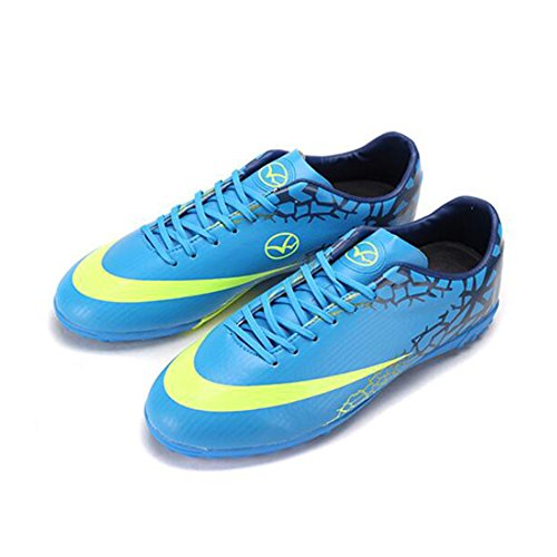 Men's PU up Athletic Comfort Soccer Football Lawn Spring Football Fall Shoes Outdoor Shoes C HUAN Athletic Shoes Shoes for Lace gRWfdqRxw