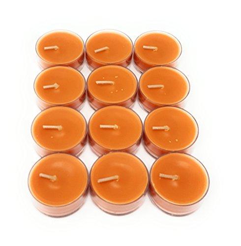 PartyLite Universal Scented Tealights 1 Dozen (Apple Strudel) Almond Apple Tart
