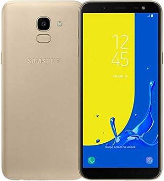 Samsung J600 Galaxy J6 4G 32GB Dual-SIM Gold EU: Amazon.es: Electrónica