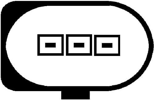 Z/ündimpuls HELLA 6PU 009 121-411 Sensor Anschlussanzahl 3