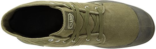 Palladio Pallabrouse ~ Dk Oliva / Dk Gomma ~ M-m 02477-326 Adulto Unisex Lace Up Brogue Multicolore (pallabrouse ~ Dk Oliva / Dk Gum ~ M)