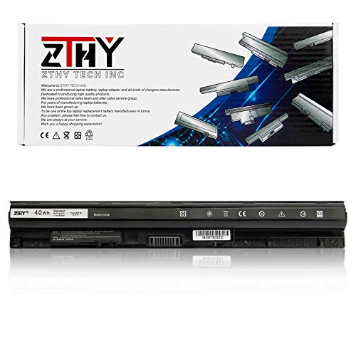 ZTHY M5Y1K (14.8V 40Wh 2630mAh) Laptop Battery for DELL Inspiron 3451 3551 3458 3558 5558 5758 5555 5551 Vostro 3458 3558 Inspiron 14 15 5000 Series ()