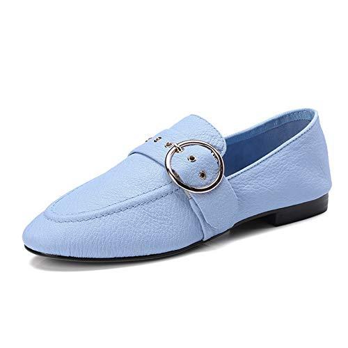 Bleu Compensées Balamasa Femme Bleu 5 36 Sandales Apl11166 waEq1Xg