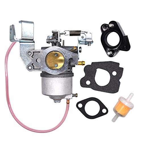 Golf Cart Carburetor With Intake Spacer Joint For Yamaha 1985-1995 4 cycle G8 G9 and G11 Gas Models J38-14101-00 J38-14101-01 J38-14101-02G2