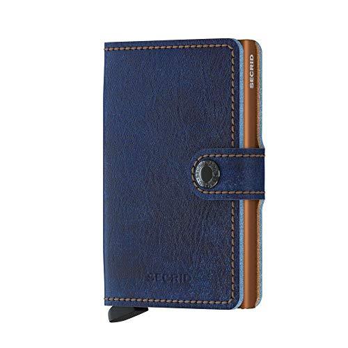 Secrid 5 Miniwallet Mens Secrid RFID Wallet Miniwallet Indigo Cardholder 51RxxwPqB