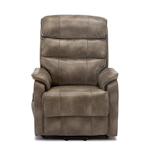 Fine More4Homes Buckingham Dual Motor Electric Rise Recliner Creativecarmelina Interior Chair Design Creativecarmelinacom