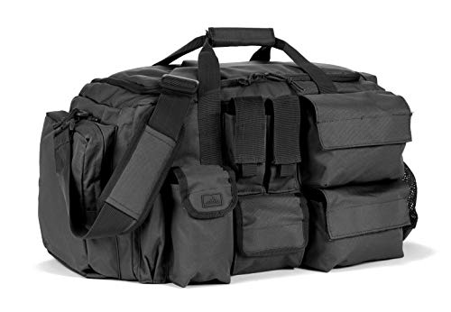 Red Rock Outdoor Gear Operations Duffle Bag, Black ()