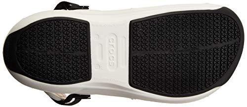 Literideclog Unisex Blanco Bistro Pro Adulto Crocs white 100 Zuecos xZnEHwqT