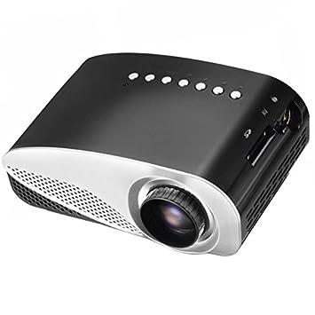 Wewoo Proyector de Vídeo LED Portátil proyector Cine de casa Micro ...