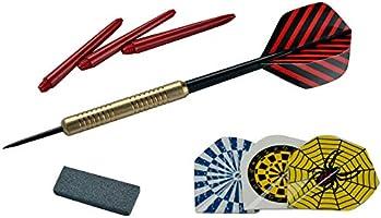Winmax WMG11580 Steel Dart Package: Amazon com: magicdeals_uae