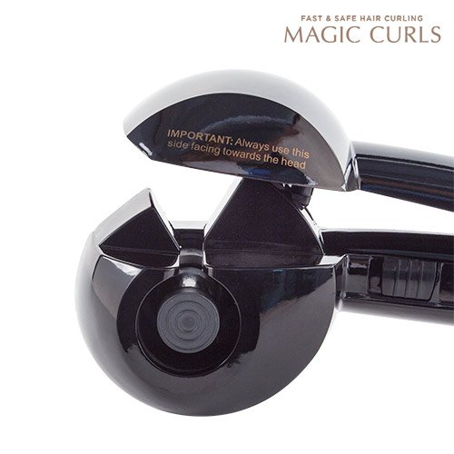 Magic Curls Rizador de Pelo - 940 gr: Amazon.es: Salud y cuidado personal
