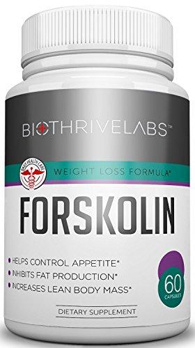 Forskolin Extract Potency Formula Metabolism product image