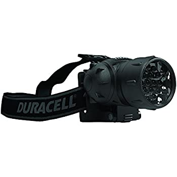 DURACELL HDL-1US LED Head Lamp - - Amazon.com