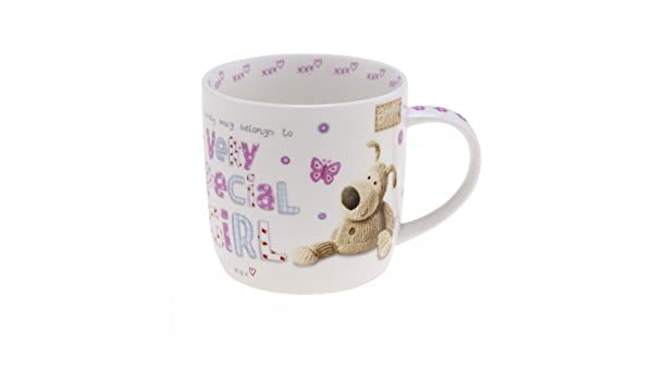 Boofle Heart Of Gold China Mug In Gift Box Birthday Christmas Gifts