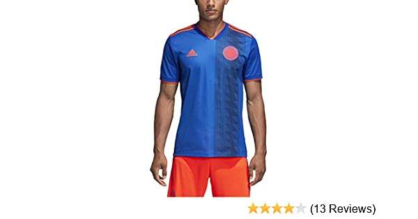 f259105c68a Amazon.com : adidas Men's Soccer Colombia Away Jersey : Clothing