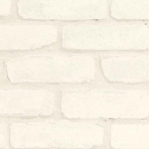 アクセントクロスセット ナチュラルなレンガ柄セレクション/ SG-5969 (生のり付壁紙15m+施工道具7点セット) B01N41AHBI