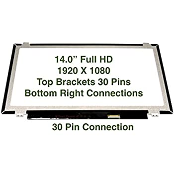 Amazon 140 1366x768 led screen for dell latitude e5450 lcd 140 1920x1080 led screen for dell latitude e5450 lcd laptop non touch stopboris Image collections
