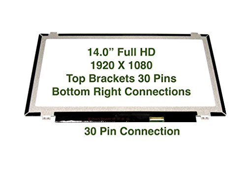 401 Notebook - Boehydis Hb140fh1-401 Replacement LAPTOP LCD Screen 14.0