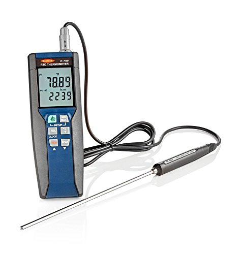 REFERENCE EXTREME PRECISION DIGITAL THERMOMETER 0.01ºC/0.01