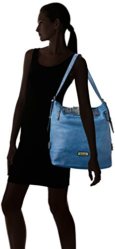 L Shopper 83145 W H cm Refresh 15x33x15 Mujer x Azul Jeans x para vRxwxU5q