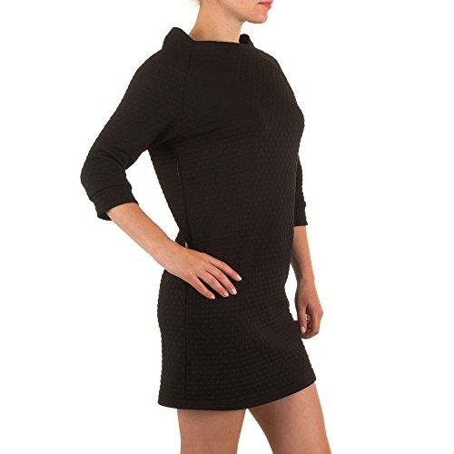 Ital-Design - Vestido - para mujer negro