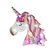 Painted Unicorn Head