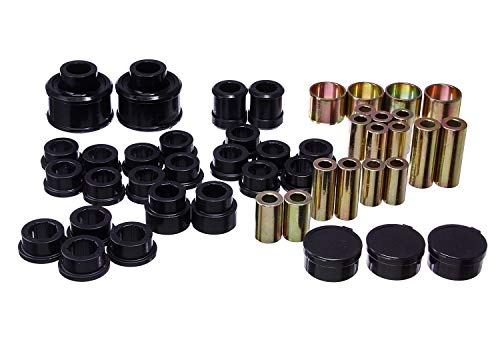 Energy Suspension 19.3105G Rear Control Arm Bushing Set ()