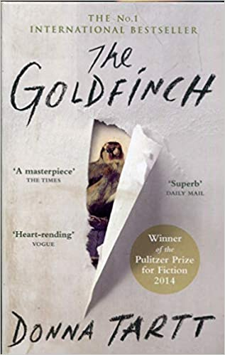 Image result for the goldfinch