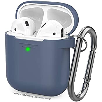 Amazon.com: elago Duo AirPods Case Cover Compatible with
